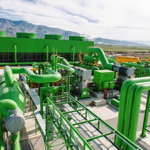 GREENECO, Denizli 25.6 MW Jeotermal Enerji Santrali