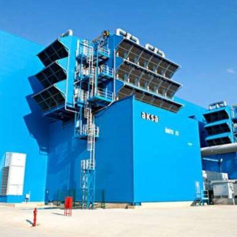 AKSA Enerji, Antalya 1150 MW Doğal Gaz Kombine Çevrim Santrali