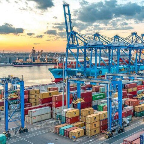 ALBA Liman Kapasitesi Yükseltme Projesi