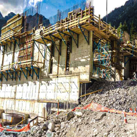 MESRIACHALA 1&2 50 MW Hidroelektrik Santralı İnşaat Projesi