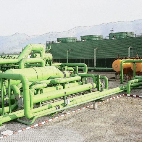 Greeneco – Jeotermal Enerji Santrali